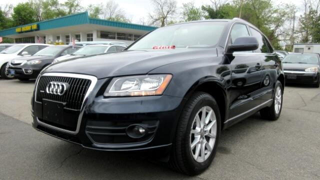 2010 Audi Q5 DISCLAIMER We make every effort to present information that is accurate However it i
