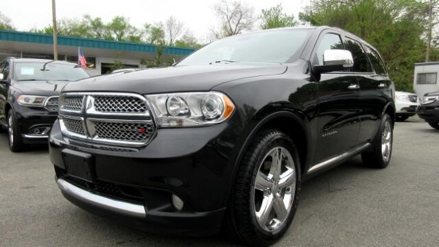 2013 Dodge Durango DISCLAIMER We make every effort to present information that is accurate Howeve