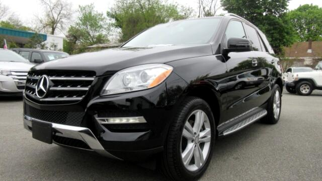 2013 Mercedes M-Class DISCLAIMER We make every effort to present information that is accurate How