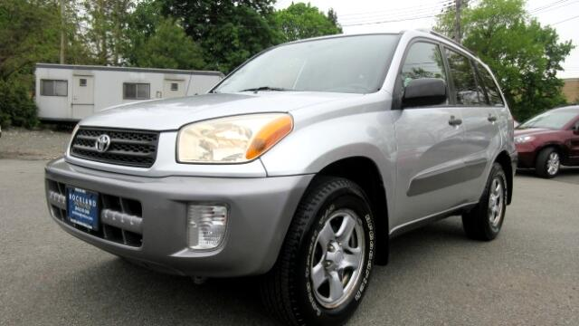 2002 Toyota RAV4 DISCLAIMER We make every effort to present information that is accurate However