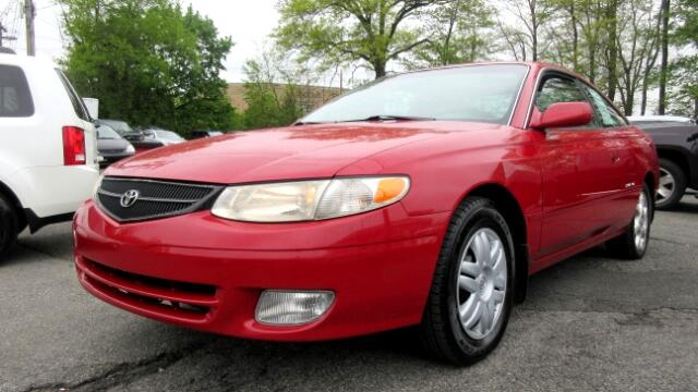 2000 Toyota Camry Solara DISCLAIMER We make every effort to present information that is accurate