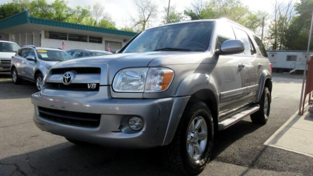 2007 Toyota Sequoia DISCLAIMER We make every effort to present information that is accurate Howev