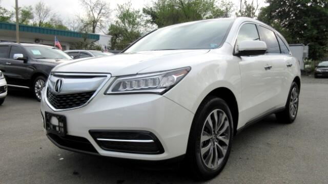 2016 Acura MDX DISCLAIMER We make every effort to present information that is accurate However it