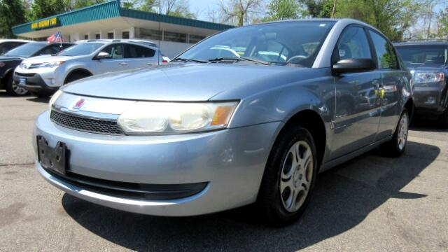 2003 Saturn ION DISCLAIMER We make every effort to present information that is accurate However i