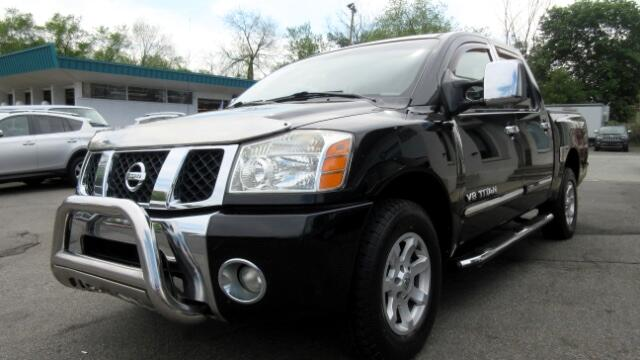 2006 Nissan Titan DISCLAIMER We make every effort to present information that is accurate However