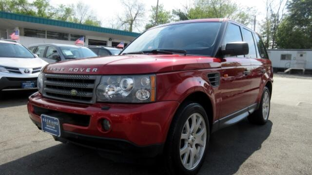 2007 Land Rover Range Rover Sport DISCLAIMER We make every effort to present information that is a
