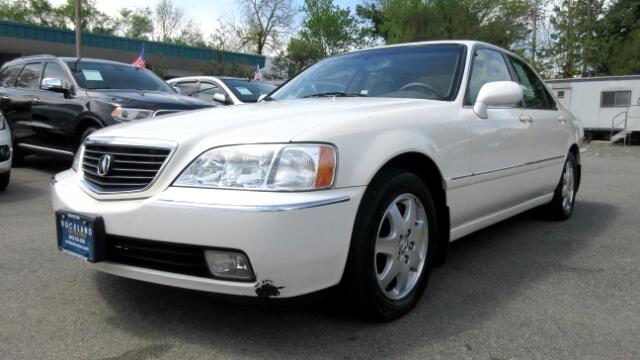 2002 Acura RL DISCLAIMER We make every effort to present information that is accurate However it