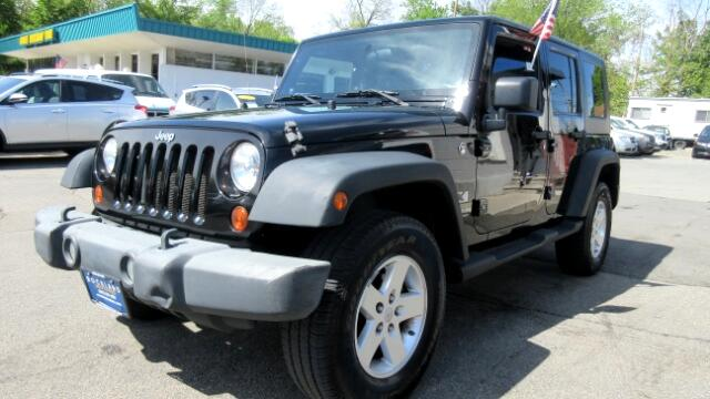 2008 Jeep Wrangler DISCLAIMER We make every effort to present information that is accurate Howeve