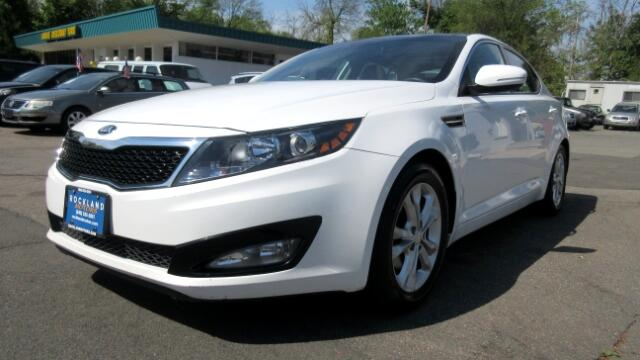 2013 Kia Optima DISCLAIMER We make every effort to present information that is accurate However i