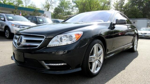 2013 Mercedes CL-Class DISCLAIMER We make every effort to present information that is accurate Ho