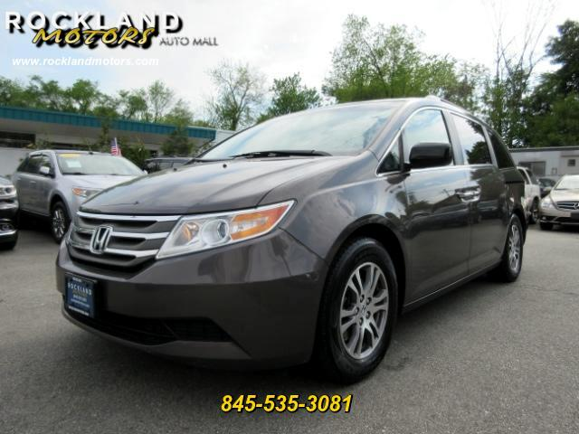 2012 Honda Odyssey DISCLAIMER We make every effort to present information that is accurate Howeve