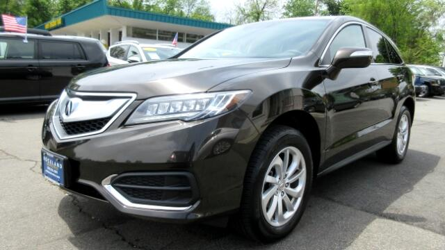 2016 Acura RDX DISCLAIMER We make every effort to present information that is accurate However it