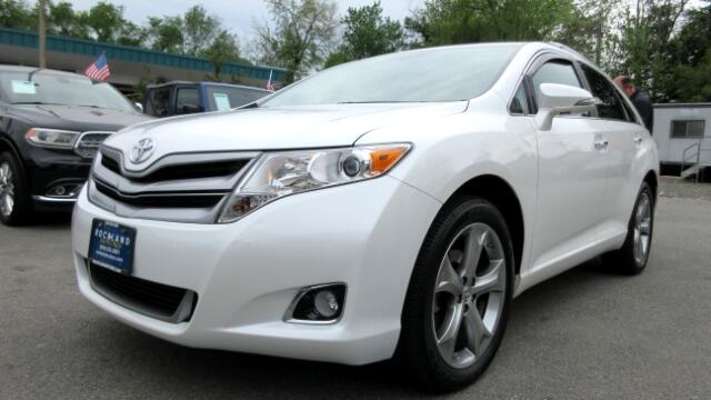 2014 Toyota Venza DISCLAIMER We make every effort to present information that is accurate However
