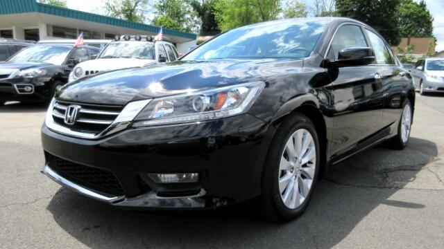 2014 Honda Accord DISCLAIMER We make every effort to present information that is accurate However