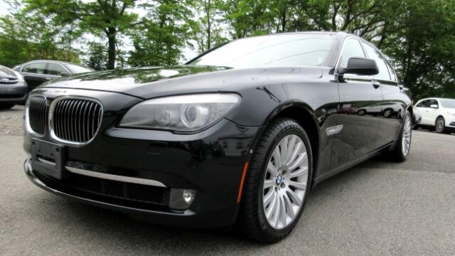2011 BMW 7-Series DISCLAIMER We make every effort to present information that is accurate However