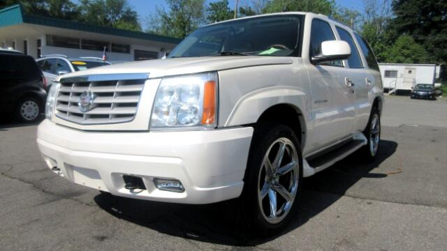 2004 Cadillac Escalade DISCLAIMER We make every effort to present information that is accurate Ho