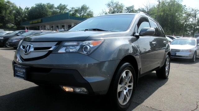2008 Acura MDX DISCLAIMER We make every effort to present information that is accurate However it