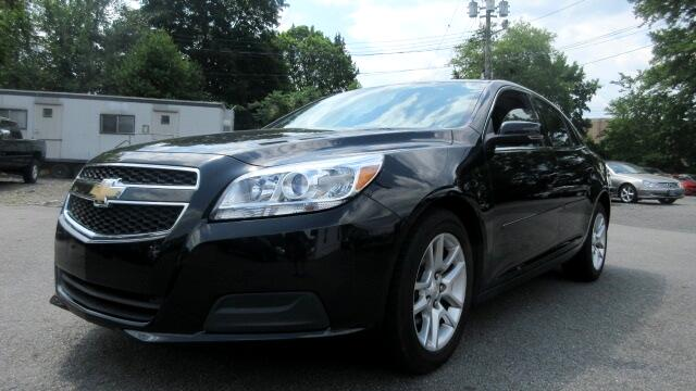 2013 Chevrolet Malibu DISCLAIMER We make every effort to present information that is accurate How