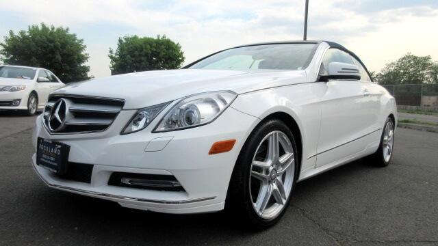 2013 Mercedes E-Class DISCLAIMER We make every effort to present information that is accurate How