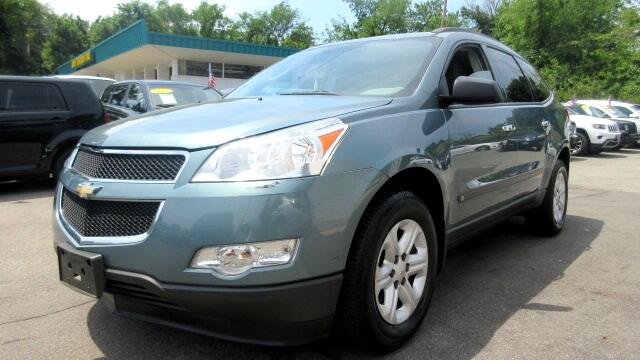 2009 Chevrolet Traverse DISCLAIMER We make every effort to present information that is accurate H