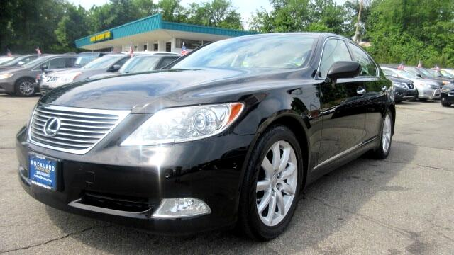 2007 Lexus LS 460 DISCLAIMER We make every effort to present information that is accurate However