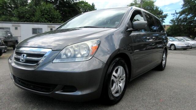2007 Honda Odyssey DISCLAIMER We make every effort to present information that is accurate Howeve