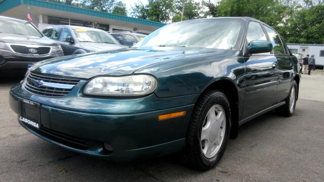2000 Chevrolet Malibu DISCLAIMER We make every effort to present information that is accurate How