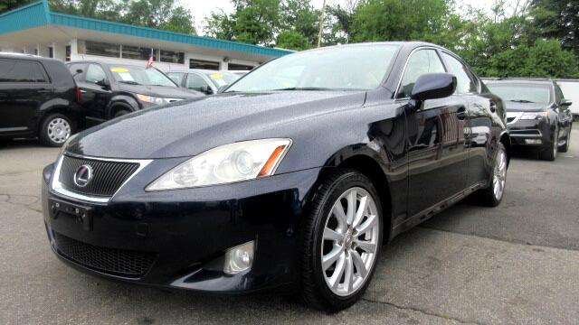 2008 Lexus IS DISCLAIMER We make every effort to present information that is accurate However it