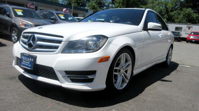 2013 Mercedes C-Class DISCLAIMER We make every effort to present information that is accurate How