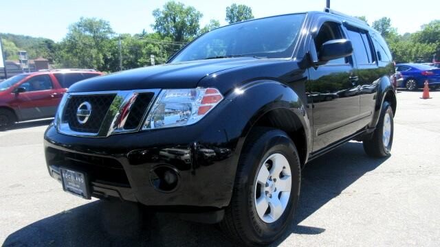 2012 Nissan Pathfinder DISCLAIMER We make every effort to present information that is accurate Ho