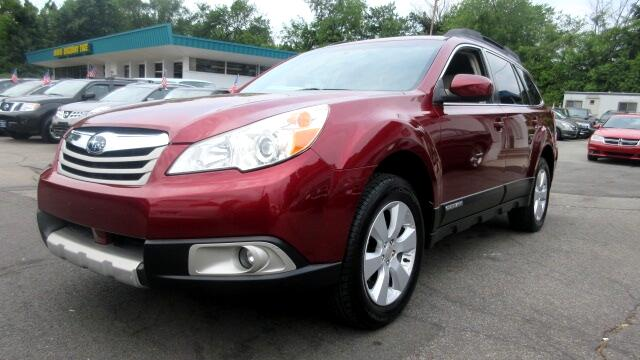 2011 Subaru Outback DISCLAIMER We make every effort to present information that is accurate Howev