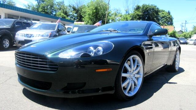 2005 Aston Martin DB9 DISCLAIMER We make every effort to present information that is accurate How