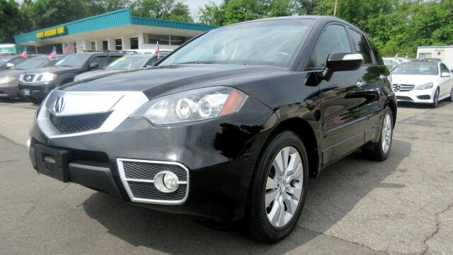 2011 Acura RDX DISCLAIMER We make every effort to present information that is accurate However it