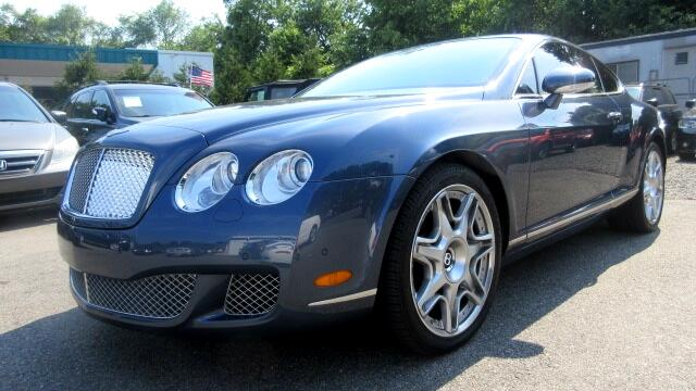 2009 Bentley Continental GT DISCLAIMER We make every effort to present information that is accurat