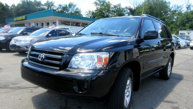 2006 Toyota Highlander DISCLAIMER We make every effort to present information that is accurate Ho