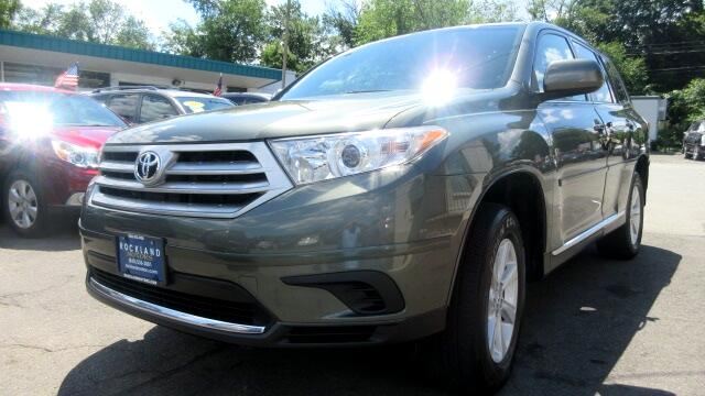 2013 Toyota Highlander DISCLAIMER We make every effort to present information that is accurate Ho