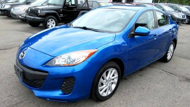 2012 Mazda MAZDA3 DISCLAIMER We make every effort to present information that is accurate However