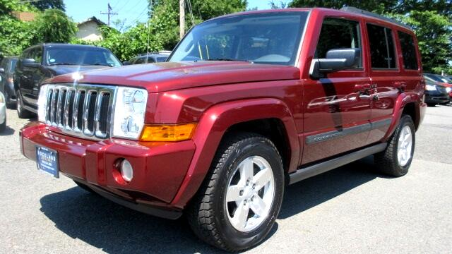 2007 Jeep Commander DISCLAIMER We make every effort to present information that is accurate Howev