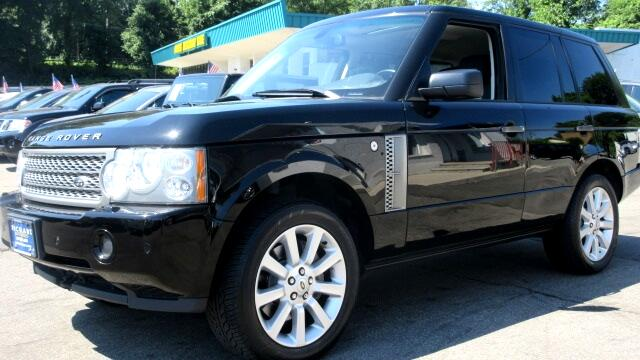 2008 Land Rover Range Rover DISCLAIMER We make every effort to present information that is accurat