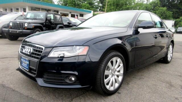 2011 Audi A4 DISCLAIMER We make every effort to present information that is accurate However it i