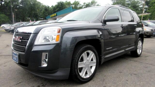 2010 GMC Terrain DISCLAIMER We make every effort to present information that is accurate However