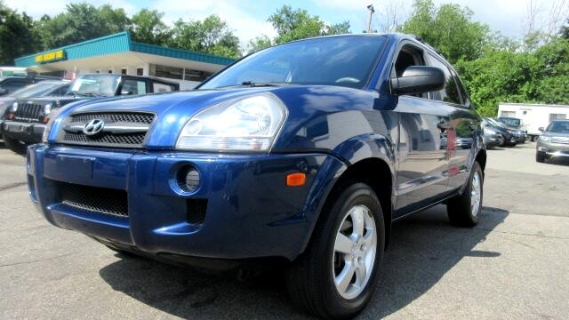 2007 Hyundai Tucson DISCLAIMER We make every effort to present information that is accurate Howev