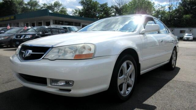 2003 Acura TL DISCLAIMER We make every effort to present information that is accurate However it
