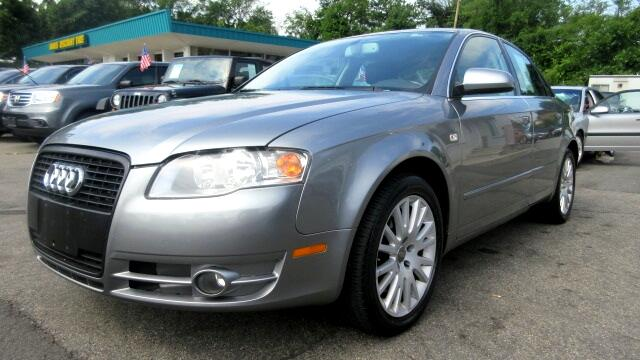 2006 Audi A4 DISCLAIMER We make every effort to present information that is accurate However it i