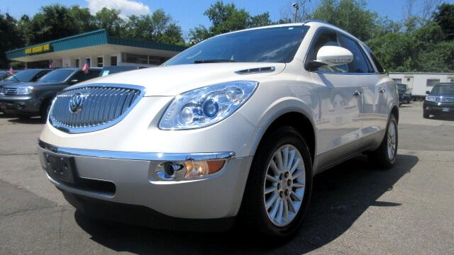 2012 Buick Enclave DISCLAIMER We make every effort to present information that is accurate Howeve
