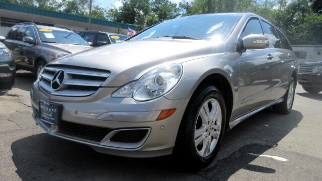 2007 Mercedes R-Class DISCLAIMER We make every effort to present information that is accurate How