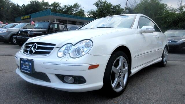 2005 Mercedes CLK-Class DISCLAIMER We make every effort to present information that is accurate H