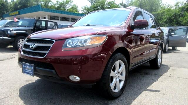 2007 Hyundai Santa Fe DISCLAIMER We make every effort to present information that is accurate How