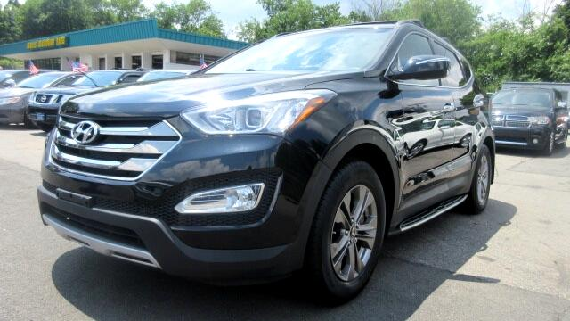 2013 Hyundai Santa Fe DISCLAIMER We make every effort to present information that is accurate How