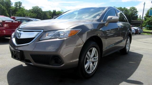 2013 Acura RDX DISCLAIMER We make every effort to present information that is accurate However it